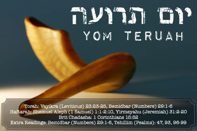 "Yom Teruah יום תרועה - Welcome to my ""set apart"" blog & more."